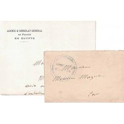 1880 AGENCE ET CONSULAT...