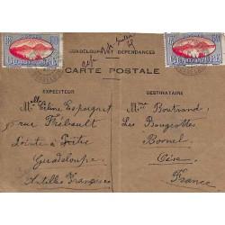 1945 Carte de...