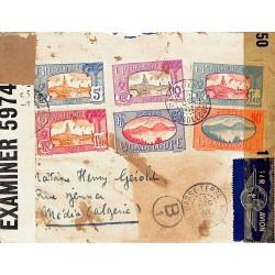 1942 Lettre avion pour...