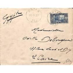 1933 RAYAK lettre pour...