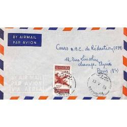 1954 lettre Liban PA87 de...