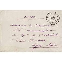 MOUDJERIA  MAURITANIE 1916