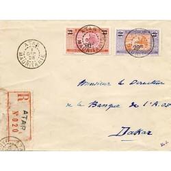 ATAR  MAURITANIE 1928...