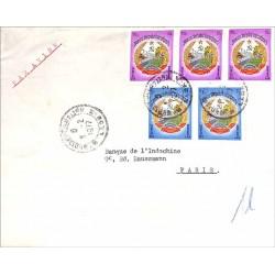 VIENTIANE * LAOS * 1977