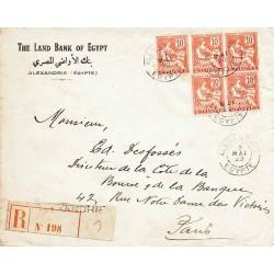 ALEXANDRIE EGYPTE 1920...