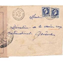 Timbre Marianne et Coq d'Alger 5