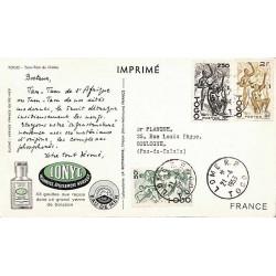 1953 Carte Ionyl à 5 f....