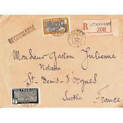1938 Lettre...