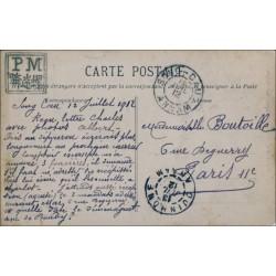 SONG - CAU  ANNAM 1912
