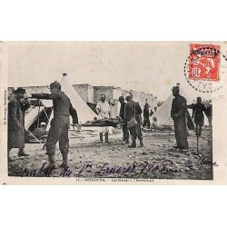 CASABLANCA MAROC 1908 Carte postale