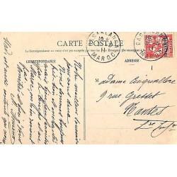 CASABLANCA MAROC 1911