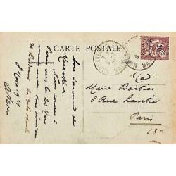 MARRAKECH-GUELIZ MAROC 1921