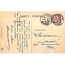 TANGER MAROC 1911