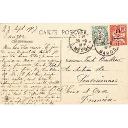 TANGER MAROC 1917