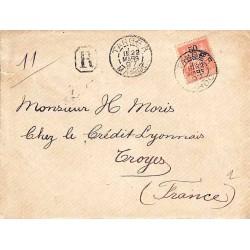 TANGER MAROC 1897
