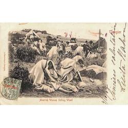 TANGER MAROC 1902