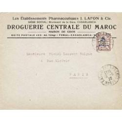 Lettre 1922...