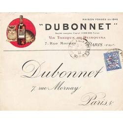 Lettre décorée 1921...