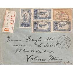 Lettre recommandée 1928...