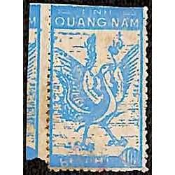 Quang Nam  timbre fiscal...