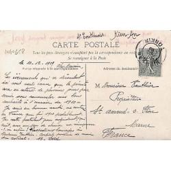 KIEN-AN 1909 TONKIN...