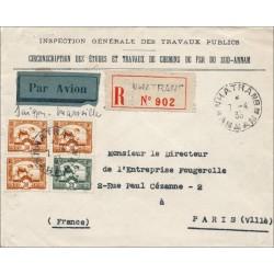NHA - TRANG ANNAM 1933