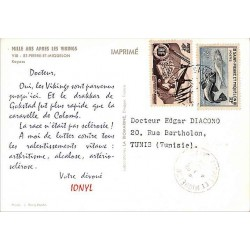 1958 Carte Ionyl...