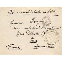 Division navale détachée en Crète 1899