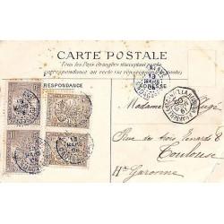 1905 Carte postale  TAMATAVE