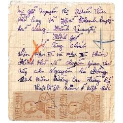 Vietminh letter
