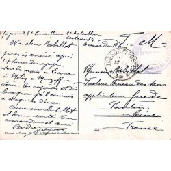 1922 TRESOR ET POSTES * 34 *