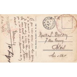 1923 TRESOR ET POSTES * 209 *