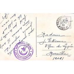 1923 TRESOR ET POSTES * 131 *