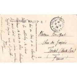 1924 TRESOR ET POSTES * 154 *