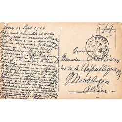 1924 POSTE AUX ARMEES * 204 *