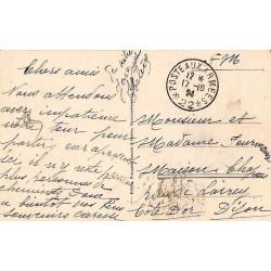 1924 POSTE AUX ARMEES * 22 *