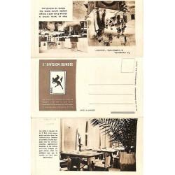 Carte Lettre 5 e DIVISION BLINDEE  - Salles à manger