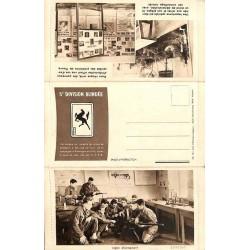 Carte Lettre  5 e DIVISION BLINDEE - Salles d'instruction