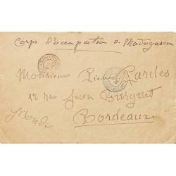 1902 - 15° REGIMENT D'INFANTERIE DE MARINE * DIEGO-SUAREZ