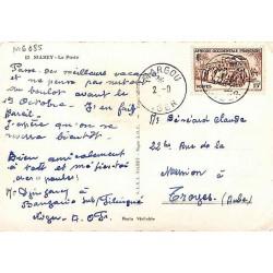 MARGOU NIGER 1957