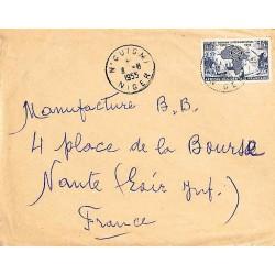N'GUIGMI NIGER  1955