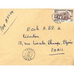 TANOUT NIGER  1953
