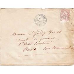 BASSE - TERRE  MARTINIQUE 1905