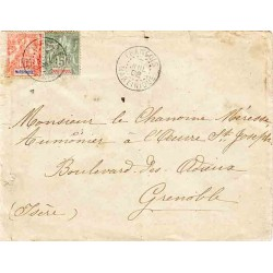 FRANçOIS MARTINIQUE 1902
