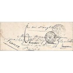 1857 FORT DE FRANCE...