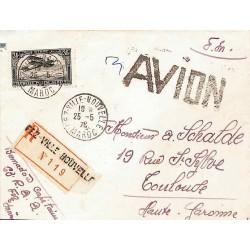 1928 Lettre...