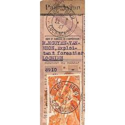 1947 Talon de mandat par avion
