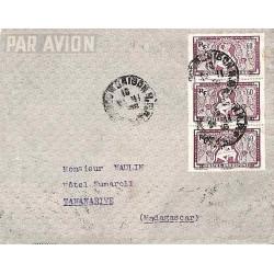 1948 Lettre avion pour...
