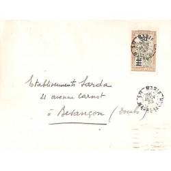 Lettre 1933 de Ste MARIE...