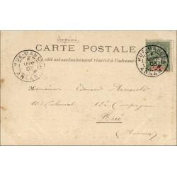 HUE - MANGEA  ANNAM 1903